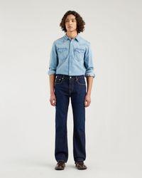 Levi's 527TM Slim Bootcut Jeans - Blau