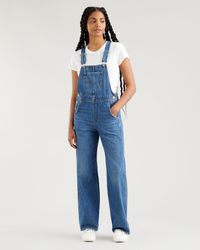 Levi's Loose Overall - Blue