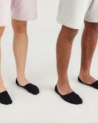 Levi's ® Low Cut Socks 2 Pack - Black