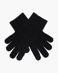 Levi's Ben Touchscreen Handschoenen - Zwart