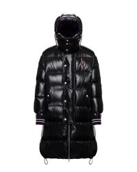 8 MONCLER PALM ANGELS BILLY - Negro