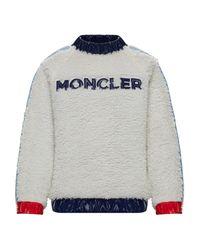 3 MONCLER GRENOBLE Sweatshirt - White