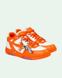 """Off-White c/o Virgil Abloh Out Of Office """"ooo"""" Sneakers - White"""