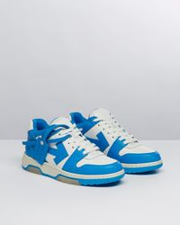 """Off-White c/o Virgil Abloh Women's Out Of Office """"ooo"""" Sneakers - ホワイト"""