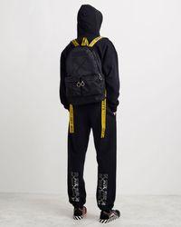 Off-White c/o Virgil Abloh Rubber Arrows Backpack - ブラック