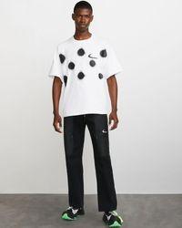 NIKE X OFF-WHITE Tm️ Trousers - Black