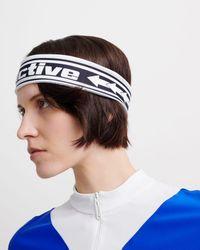 Off-White c/o Virgil Abloh Fascia per capelli Active - Nero