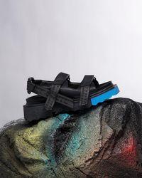 Off-White c/o Virgil Abloh Trek Sandals - ブラック