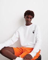 Off-White c/o Virgil Abloh Degrade Arrows スウェットシャツ - ホワイト