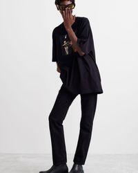 Off-White c/o Virgil Abloh Caravaggio Tシャツ - ブラック