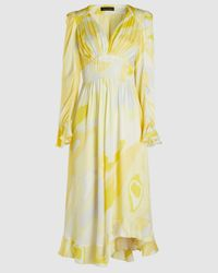 Stine Goya Freesia Dress - Yellow