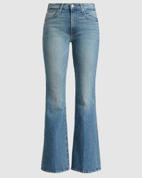 Mother The Desperado Bootcut Jeans - Blue