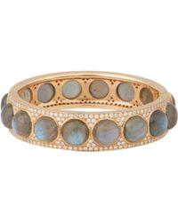 Irene Neuwirth | Gray Hinged Bangle | Lyst