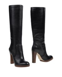 Kors by Michael Kors - Black Boots - Lyst