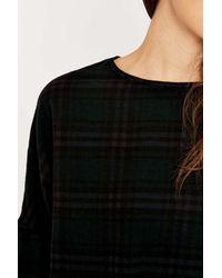 BDG - Black Navy Extreme Boxy T-shirt - Lyst