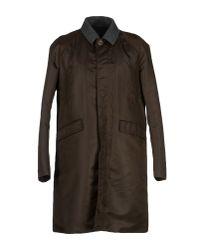 Undercover - Brown Full-length Jacket for Men - Lyst