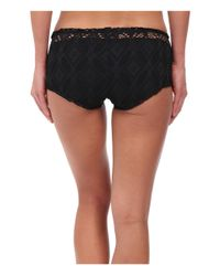 Becca - Black Ritual Hot Shorts Cover-up - Lyst