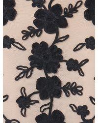Phase Eight Black Leonora Tapework Dress