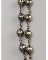 Roman Paul | Metallic Wing Necklace for Men | Lyst