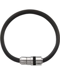 Links of London | Metallic Mclaren Woven Mesh Bracelet for Men | Lyst