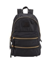 Marc By Marc Jacobs | Black Domo Arigato Packrat Backpack for Men | Lyst
