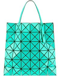 Bao Bao Issey Miyake | Blue Lucent Prism Shopper Bag - For Women | Lyst