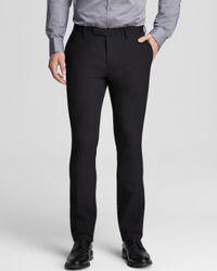 John Varvatos Black Collection Slim Fit Pants for men