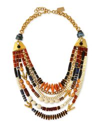 Lizzie Fortunato | Multicolor The Medina Necklace | Lyst
