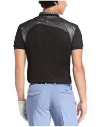 BOSS Green - Black 'paddy Pro' | Modern Fit, Moisture Manager-uv Polo Shirt for Men - Lyst