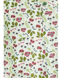 Downeast Basics - Green Loveliness In Bloom Top - Lyst