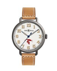 Bell & Ross Natural Guynemer Watch