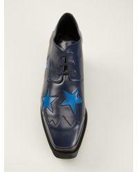 Stella McCartney - Blue Elyse Shoes - Lyst