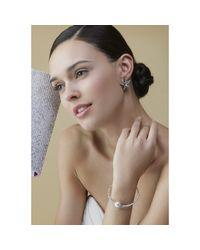 Nina - Metallic Corlynn Earring - Lyst