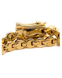 Eddie Borgo - Yellow Beaded Embellished Bracelet - Lyst