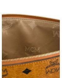 MCM Natural 'Color Visetos' Crossbody Bag