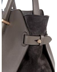 Nina Ricci - Brown Le Marché Medium Leather Tote - Lyst