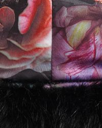 Ted Baker | Black Faux Fur Hat | Lyst
