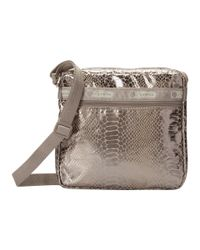 LeSportsac | Metallic Shellie Crossbody | Lyst