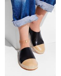 Urban Outfitters - Metallic Double Chain Anklet - Lyst