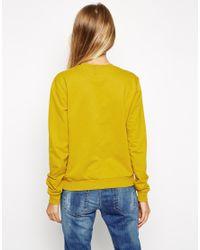 ASOS   Gray Ultimate Easy Sweatshirt   Lyst