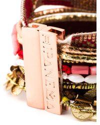 Hipanema Red 'Fidji' Bracelets