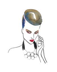 Marion Vidal | Black Picolla Balla White | Lyst