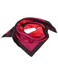 Valentino | Purple Foulard | Lyst