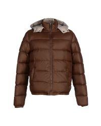Liu Jo - Brown Jacket for Men - Lyst
