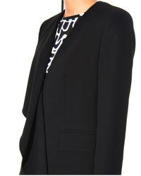 Max Mara Black Lora Jacket