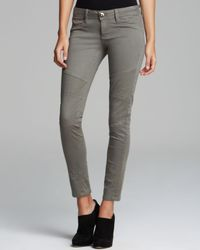 DL1961 Gray Jeans Harlow Moto Skinny in Alley