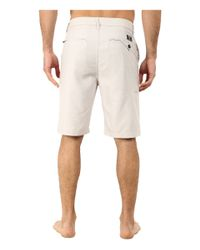 Billabong | Natural Carter Heather Submersible Boardshorts for Men | Lyst