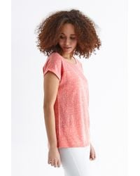 Oasis Pink Boyfriend T-shirt