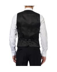 Dolce & Gabbana - Black Martini Three Piece Wool-Blend Tuxedo for Men - Lyst