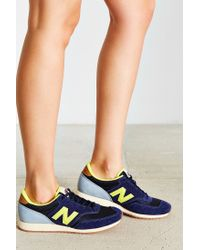 New Balance | Blue 620 Capsule Woods Running Sneaker | Lyst